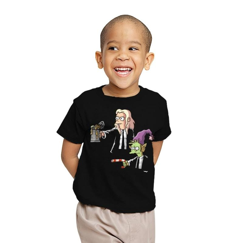 Bean Fiction - Youth - T-Shirts - RIPT Apparel