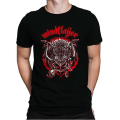 Motorflayer - Mens Premium - T-Shirts - RIPT Apparel