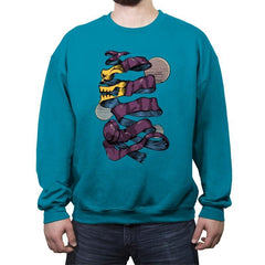 M.C.Eskel - Crew Neck Sweatshirt - Crew Neck Sweatshirt - RIPT Apparel