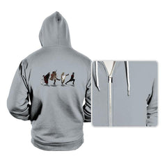 Walking Towards The Grail - Hoodies - Hoodies - RIPT Apparel