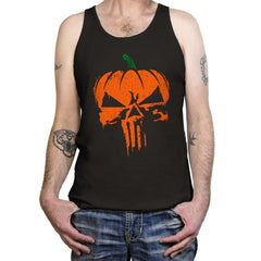 The Pumpkinsher - Tanktop - Tanktop - RIPT Apparel
