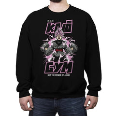 Kaio Gym - Crew Neck Sweatshirt - Crew Neck Sweatshirt - RIPT Apparel