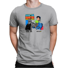 Rock 'em Sock 'em Super Friends Exclusive - Mens Premium - T-Shirts - RIPT Apparel