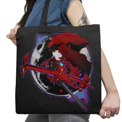 Lets Jam - Graffitees - Tote Bag - Tote Bag - RIPT Apparel