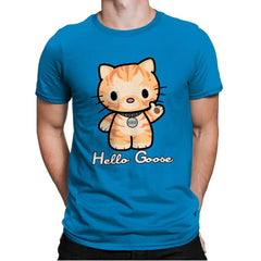 Hello Goose - Mens Premium - T-Shirts - RIPT Apparel