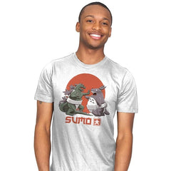 Sumo Pop - Mens - T-Shirts - RIPT Apparel