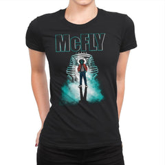 The McFly - Womens Premium - T-Shirts - RIPT Apparel