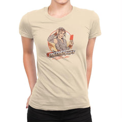 Speeder Pops Exclusive - Womens Premium - T-Shirts - RIPT Apparel