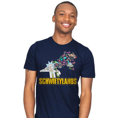 Schwiftylands - Mens - T-Shirts - RIPT Apparel