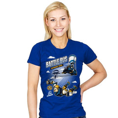Royale Skydiving Tours - Womens - T-Shirts - RIPT Apparel