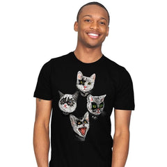 MEOWTALMORPHOKISS - Mens - T-Shirts - RIPT Apparel