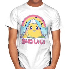Mount Kawaii - Mens - T-Shirts - RIPT Apparel