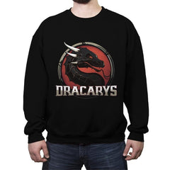 Dracarys - Crew Neck Sweatshirt - Crew Neck Sweatshirt - RIPT Apparel