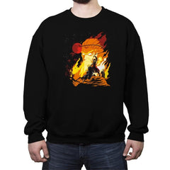 Castle Wars - Crew Neck Sweatshirt - Crew Neck Sweatshirt - RIPT Apparel