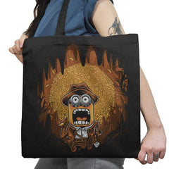 Bananas of Doom - Despicable Tees - Tote Bag - Tote Bag - RIPT Apparel