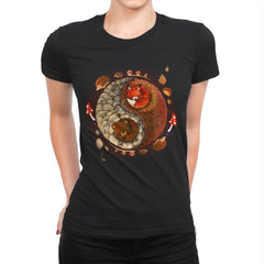 Autumn - Womens Premium - T-Shirts - RIPT Apparel