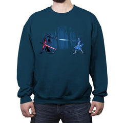 Strange Awakening Reprint - Crew Neck Sweatshirt - Crew Neck Sweatshirt - RIPT Apparel