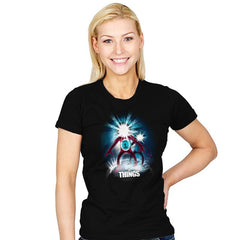 The Things - Womens - T-Shirts - RIPT Apparel