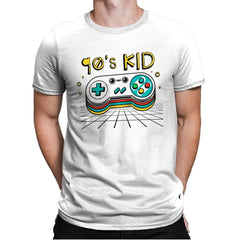 Ultimate 90's Kid - Mens Premium - T-Shirts - RIPT Apparel