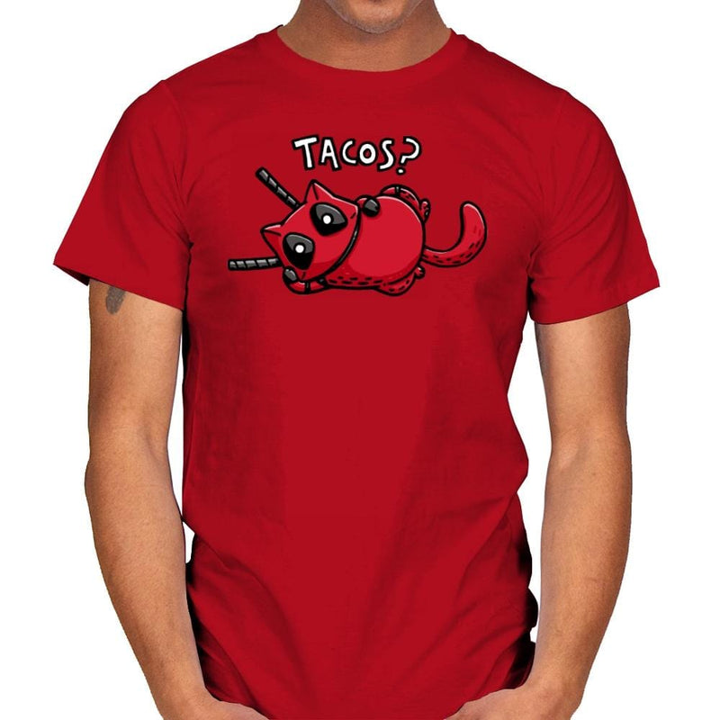 Care For Some Tacos? - Mens - T-Shirts - RIPT Apparel
