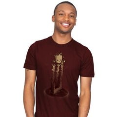Impossible Root - Art Attack - Mens - T-Shirts - RIPT Apparel