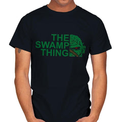 The Swamp Face - Mens - T-Shirts - RIPT Apparel