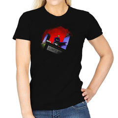 Mysterion: The Poorly Animated Series Exclusive - Womens - T-Shirts - RIPT Apparel
