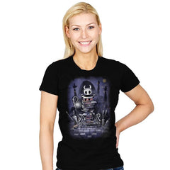 A Knight Without A Name - Womens - T-Shirts - RIPT Apparel