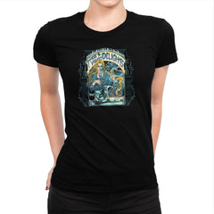 These Violent Delights Exclusive - Womens Premium - T-Shirts - RIPT Apparel