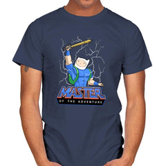 Master of time and adventure - Mens - T-Shirts - RIPT Apparel