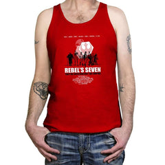 The Rebel's Seven Exclusive - Tanktop - Tanktop - RIPT Apparel