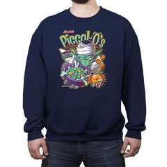 Piccol-O's - Crew Neck Sweatshirt - Crew Neck Sweatshirt - RIPT Apparel