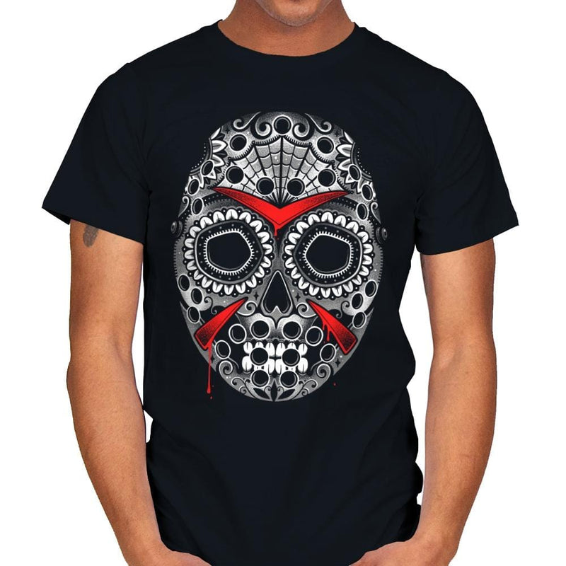 Sugar Skull Slasher - Mens - T-Shirts - RIPT Apparel