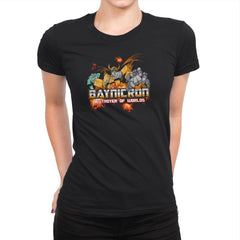 Baynicron Exclusive - Womens Premium - T-Shirts - RIPT Apparel