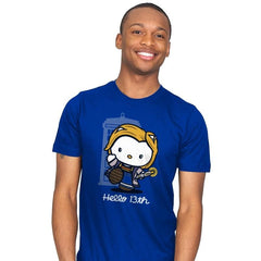 Hello 13th - Mens - T-Shirts - RIPT Apparel