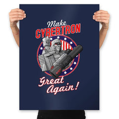Make It Great Again - Prints - Posters - RIPT Apparel