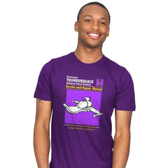 ThunderQuack Manual - Mens - T-Shirts - RIPT Apparel