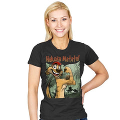 Matata - Womens - T-Shirts - RIPT Apparel