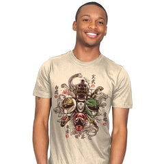 Shijin Rangers - Best Seller - Mens - T-Shirts - RIPT Apparel