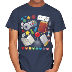 Game World - Mens - T-Shirts - RIPT Apparel