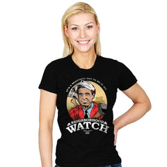 Neighborhood Watch - Womens - T-Shirts - RIPT Apparel