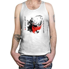 A Brush with the Force Exclusive - Tanktop - Tanktop - RIPT Apparel