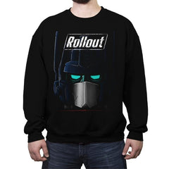 Rollout - Crew Neck Sweatshirt - Crew Neck Sweatshirt - RIPT Apparel