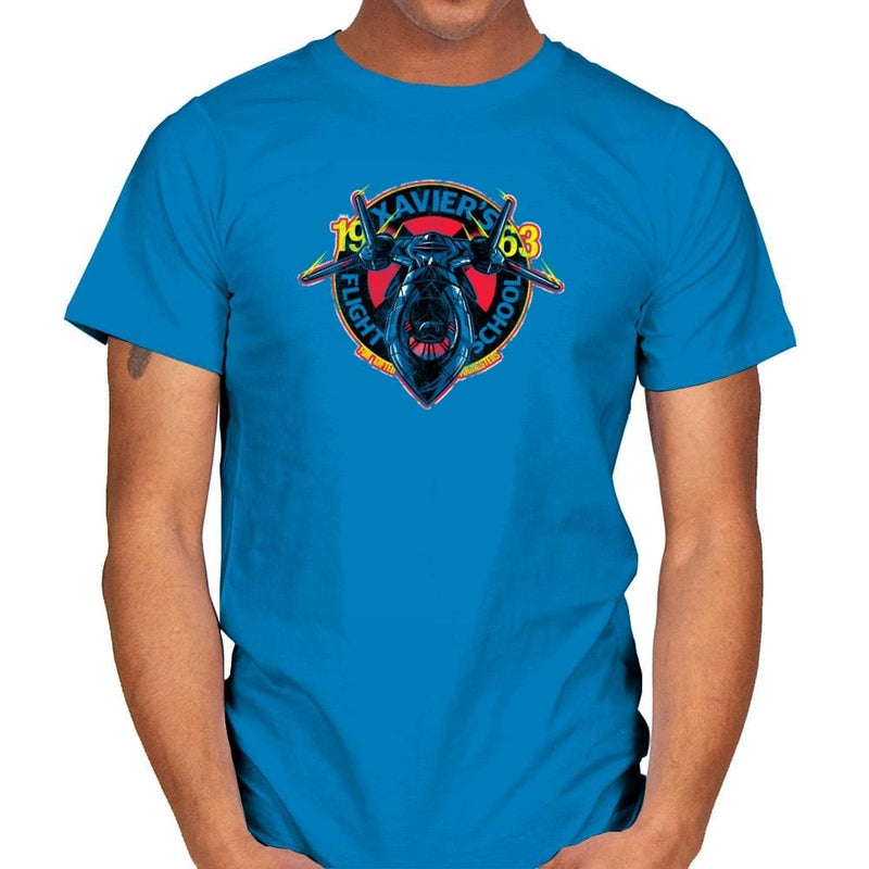 Xavier's Flight School Exclusive - Mens - T-Shirts - RIPT Apparel