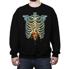 Pie Or Die - Crew Neck Sweatshirt - Crew Neck Sweatshirt - RIPT Apparel