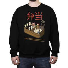 Bento Spirits - Crew Neck Sweatshirt - Crew Neck Sweatshirt - RIPT Apparel