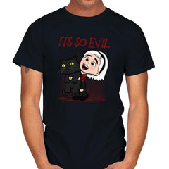 It's So Evil - Mens - T-Shirts - RIPT Apparel