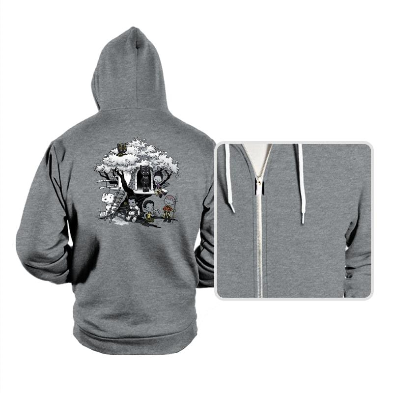 African Tree House - Hoodies - Hoodies - RIPT Apparel