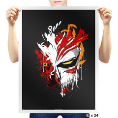 Hollow Style - Graffitees - Prints - Posters - RIPT Apparel