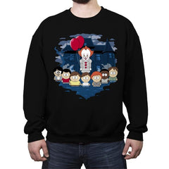 South Derry - Crew Neck Sweatshirt - Crew Neck Sweatshirt - RIPT Apparel